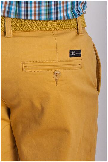 Pantalones, Sport, 106002, MOSTAZA