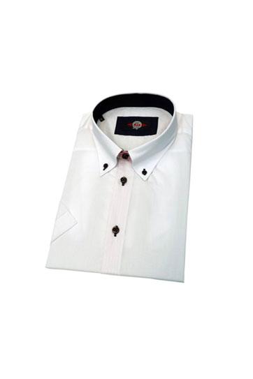 Camisas, Sport Manga Corta, 106014, BLANCO