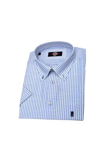 Camisas, Sport Manga Corta, 106025, CELESTE