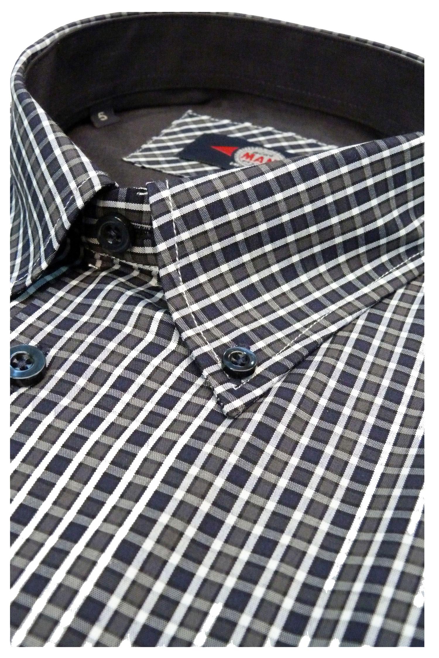 Camisas, Sport Manga Larga, 106176, ANTRACITA