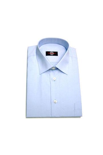 Camisas, Vestir Manga Larga, 106178, CELESTE