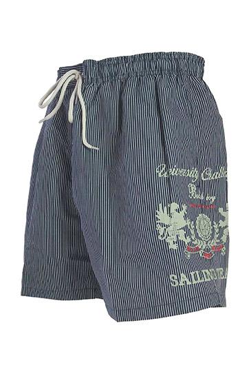 Pantalones, Bañadores, 106188, MARINO