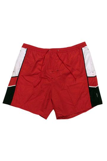 Pantalones, Bañadores, 106202, ROJO