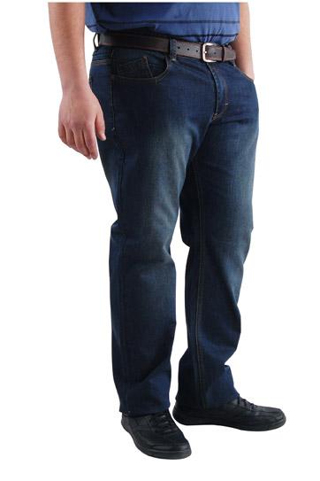 Pantalones, Vaqueros, 106207, INDIGO