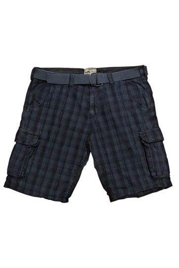 Pantalones, Bermudas, 106228, MARINO