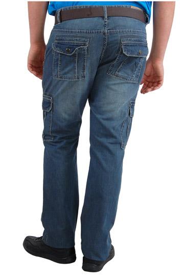 Pantalones, Vaqueros, 106448, INDIGO