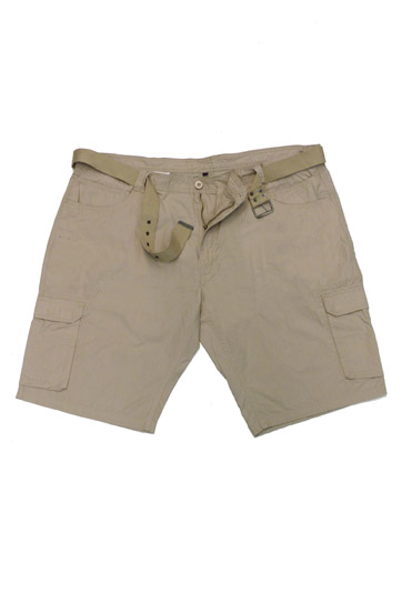 Pantalones, Bermudas, 106451, BEIGE