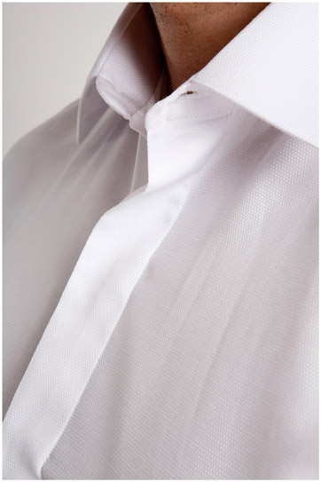 Camisas, Ceremonia, 106528, BLANCO