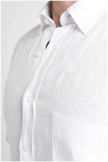 Camisas, Sport Manga Corta, 106531, BLANCO