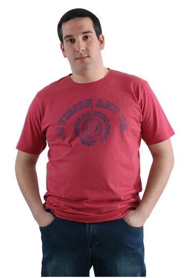 Sport, Camisetas M. Corta, 106533, CORAL