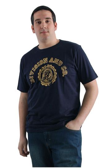 Sport, Camisetas M. Corta, 106533, MARINO