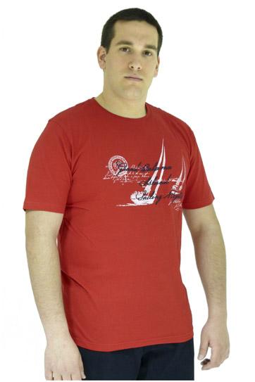 Sport, Camisetas M. Corta, 106536, CORAL