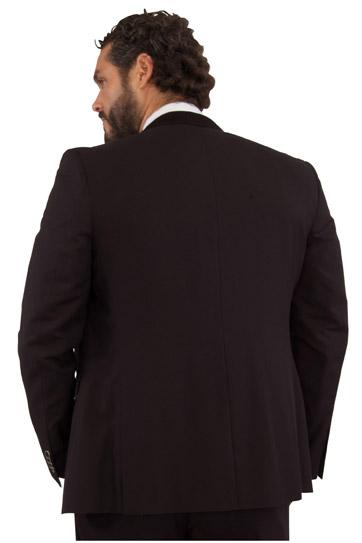 Sastrería, Trajes de Vestir, 106705, NEGRO