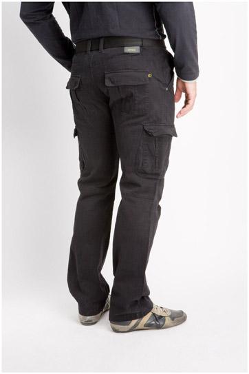 Pantalones, Sport, 106739, NEGRO