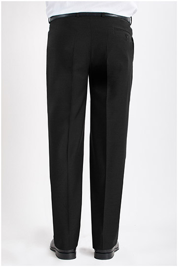 Pantalones, Vestir, 106747, NEGRO