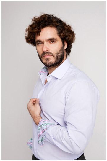 Camisas, Vestir Manga Larga, 106794, MALVA