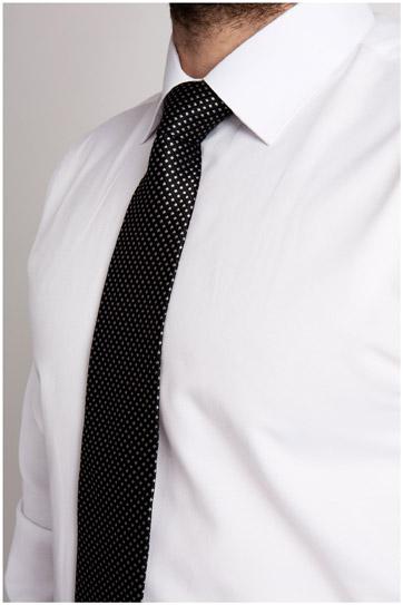 Camisas, Vestir Manga Larga, 106795, BLANCO