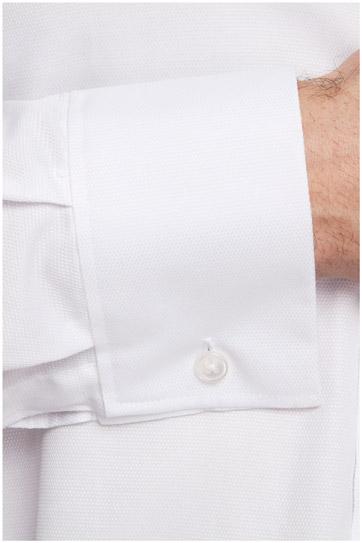 Camisas, Vestir Manga Larga, 106800, BLANCO
