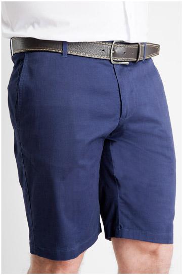 Pantalones, Bermudas, 106808, MARINO