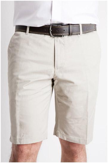 Pantalones, Bermudas, 106808, BEIGE