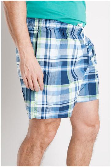 Pantalones, Bañadores, 106845, MARINO