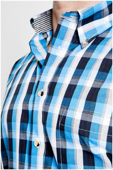 Camisas, Sport Manga Corta, 106852, ROYAL