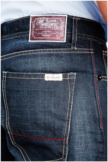 Pantalones, Vaqueros, 106857, INDIGO