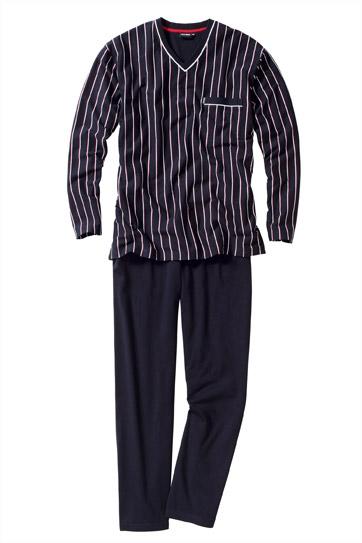Homewear, Pijama M. Larga, 106877, MARINO