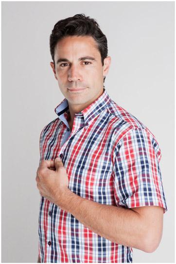 Camisas, Sport Manga Corta, 106933, MARINO