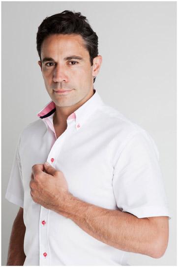 Camisas, Sport Manga Corta, 106936, CORAL