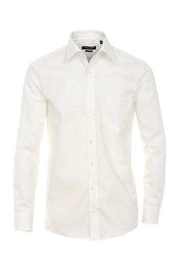 Camisas, Vestir Manga Larga, 106940, BLANCO