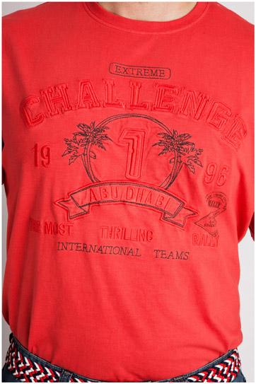 Sport, Camisetas M. Corta, 106983, CORAL