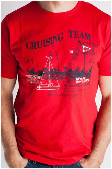 Sport, Camisetas M. Corta, 106991, ROJO