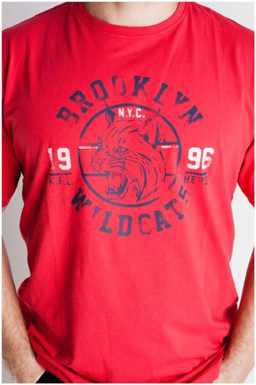 Sport, Camisetas M. Corta, 106994, CORAL