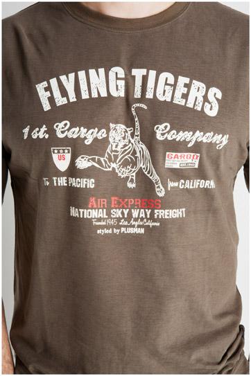 Sport, Camisetas M. Corta, 107070, KAKI