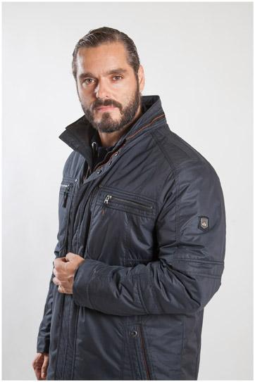 Abrigo, Chaquetones y Piel, 107086, MARINO