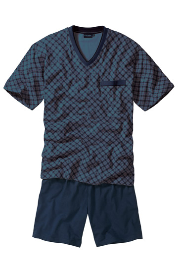 Homewear, Pijama M. Corta, 107111, INDIGO