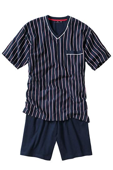 Homewear, Pijama M. Corta, 107113, MARINO