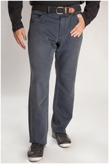 Pantalones, Vaqueros, 107125, ANTRACITA