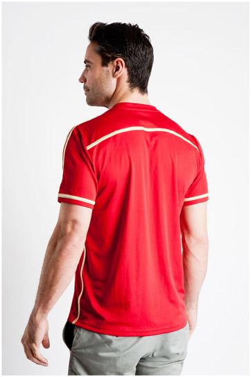 Sport, Camisetas M. Corta, 107150, ROJO