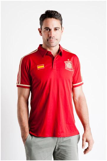 Sport, Polos M. Corta, 107151, ROJO