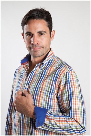 Camisas, Sport Manga Larga, 107244, MARINO