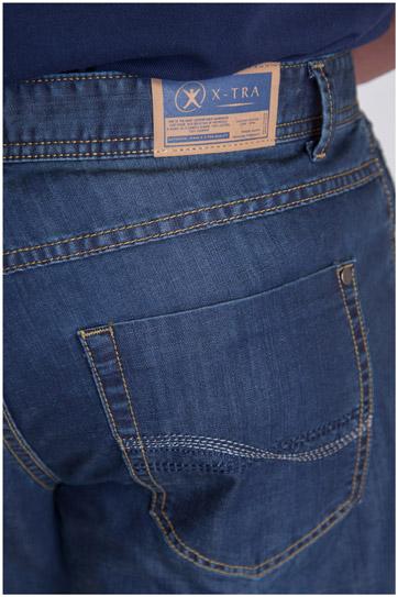 Pantalones, Bermudas, 107305, INDIGO