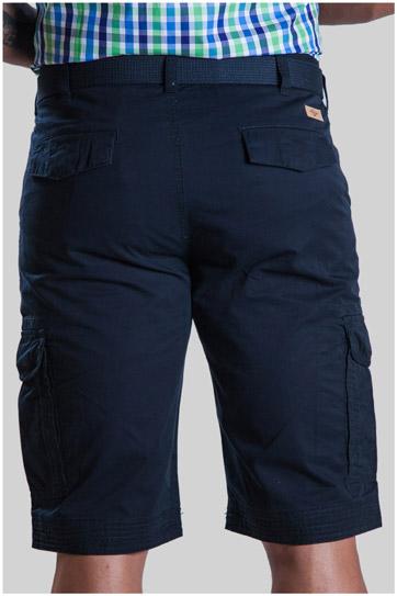 Pantalones, Bermudas, 107311, MARINO