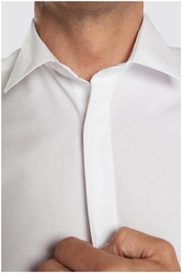 Camisas, Ceremonia, 107330, BLANCO