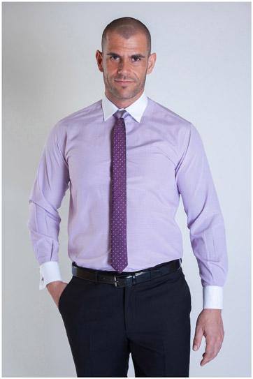 Camisas, Vestir Manga Larga, 107347, MALVA