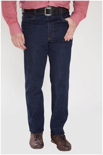 Pantalones, Vaqueros, 107435, AZUL MOJADO