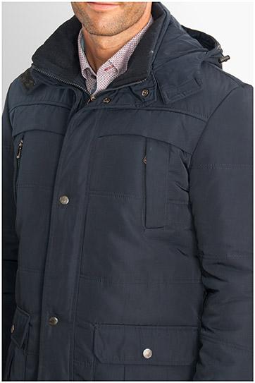 Abrigo, Chaquetones y Piel, 107572, MARINO