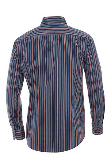 Camisas, Sport Manga Larga, 107700, MARINO