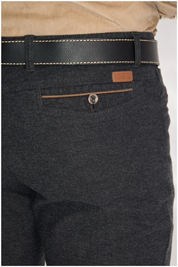 Pantalones, Sport, 107713, ANTRACITA